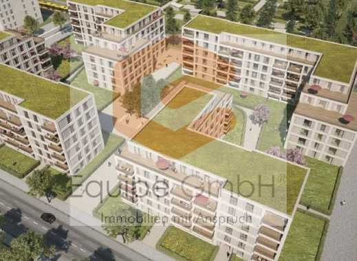 + Großzügige Terrassenwohnung mit 2 Bädern, Abstellraum, eigenem Garten u.v.m. +