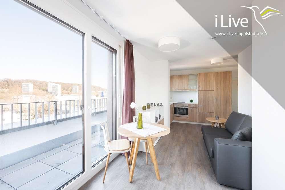 Neubau: Vollmöblierte Business-Apartments im