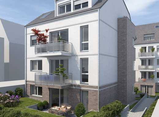 Mit dem Lift in die Wohnung: Helle 4-Zimmerwohnung mit 2 Bädern im 3. OG