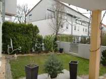 Erdgeschosswohnung mit Garten und Terrasse