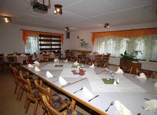 Gaststätte mit Kegelbahn in Rauenstein im Landkreis Sonneberg