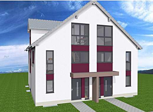 doppelhaush lfte bad vilbel immobilienscout24. Black Bedroom Furniture Sets. Home Design Ideas