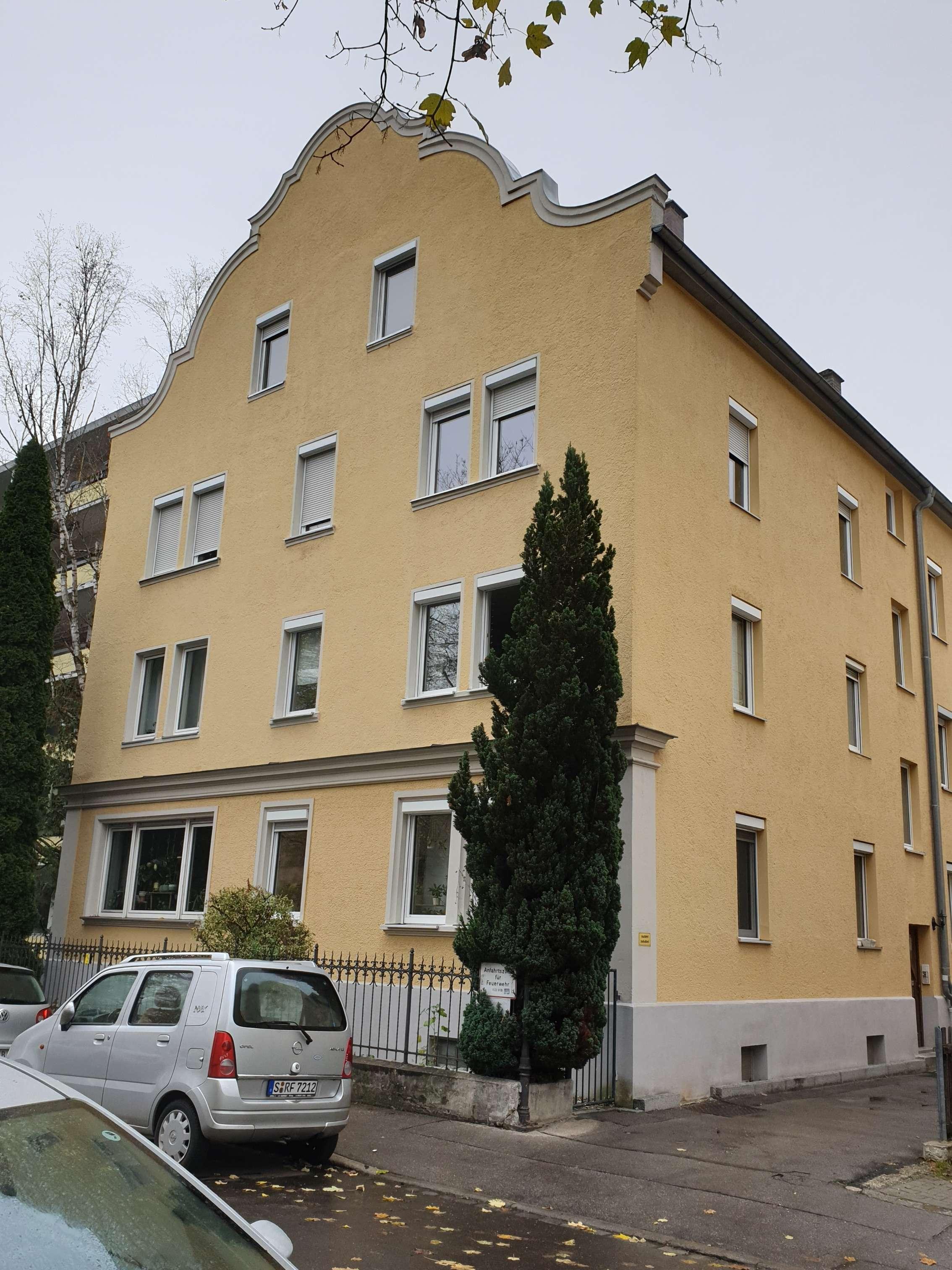 Helle, neu renovierte 3-Zimmer-Altbauwohnung in Augsburg-Innenstadt