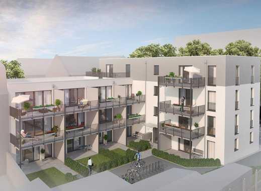 Modern eingerichtetes Appartement in Nürnberg-Muggenhof ideal für Singles, Pendler und Studenten