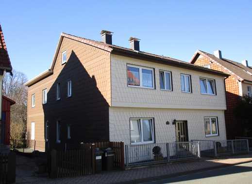 Vermietete 1-Zimmer-Wohnung unweit des Zentrums von Bad Harzburg!
