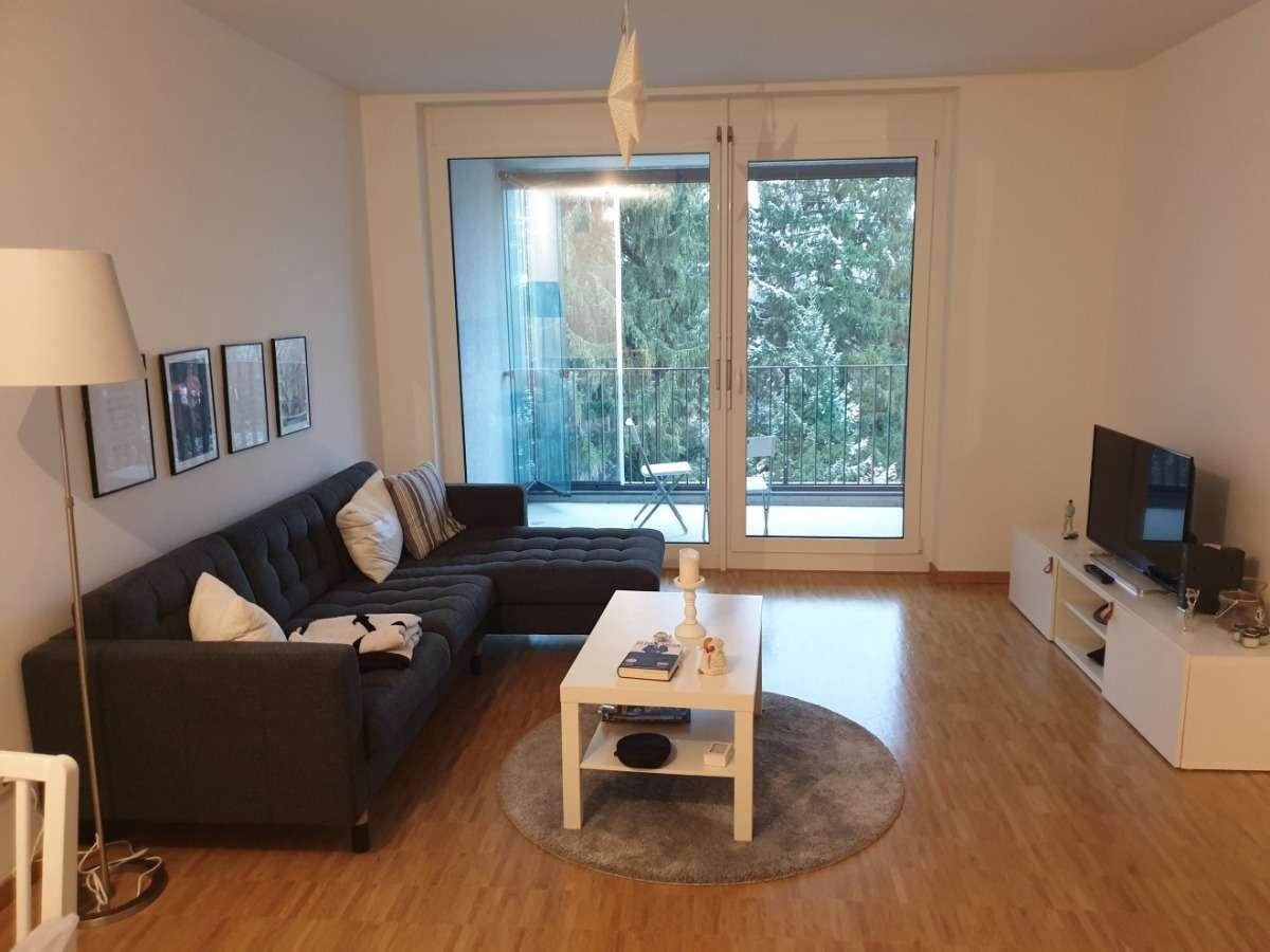 2-Zimmer Wohnung in Bogenhausen in S-Bahn Nähe in Bogenhausen (München)