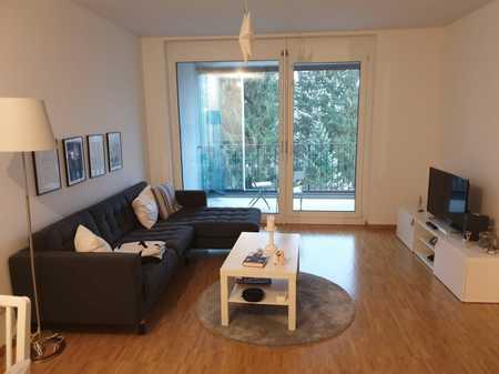 Schicke 2-Zimmer Wohnung in Bogenhausen in S-Bahn Nähe in Bogenhausen (München)