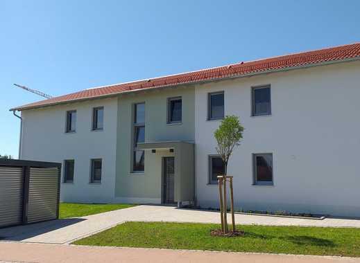 Sonnige 2-Zimmer-Neubauwohnung in Merkendorf