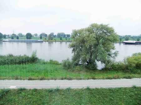 Bitte Mailanfragen: Absolut ruhige 3 Zimmer-Wohnung mit Donaublick in Schwabelweis in Schwabelweis (Regensburg)