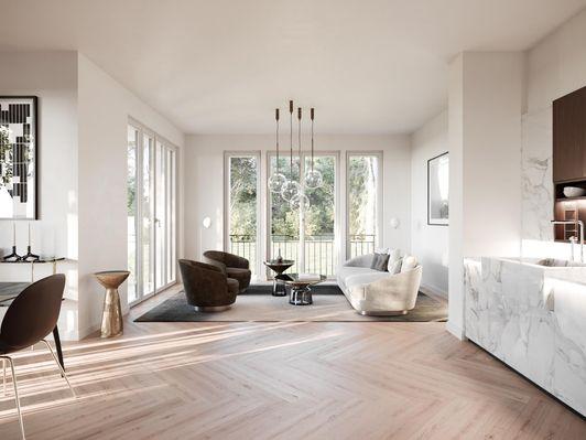 wohnungsangebote zum kauf in dahlem zehlendorf immobilienscout24. Black Bedroom Furniture Sets. Home Design Ideas