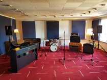 Proberäume und Aufnahmestudio in der