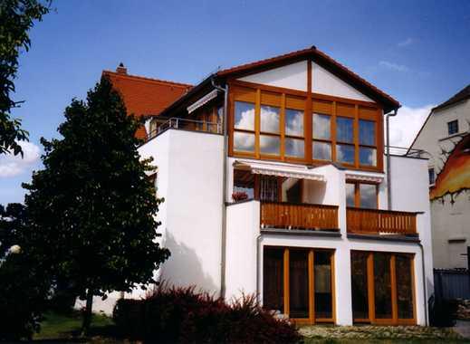 traumhafte, sonnige 2-R Panorama-Wohnung im Herzen v. Pesterwitz  - auch als Büro geeignet -