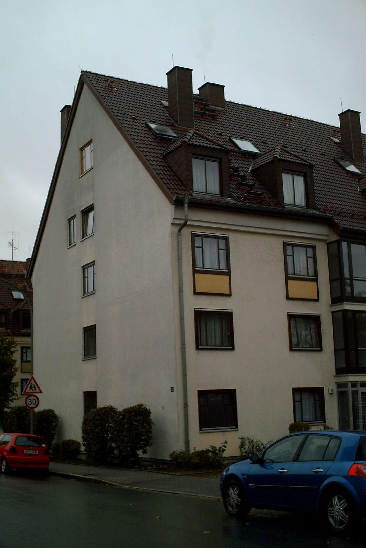 Gepflegte 1-Zimmer-Wohnung mit Kitchenette in Bayreuth Zentrum in Gartenstadt/Wendelhöfen (Bayreuth)