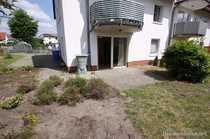 Eigener kleiner Garten Behindertengerechte EG-Wohnung -