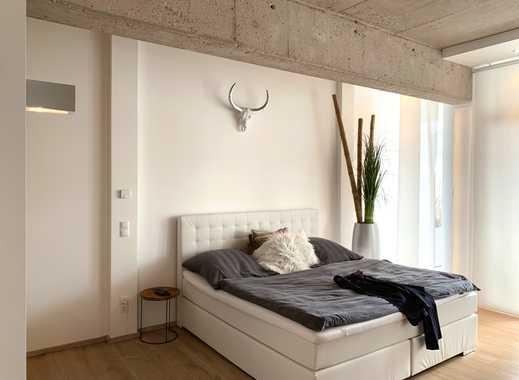 Hochwertiges Designer-Loft mit großzügiger Terrasse