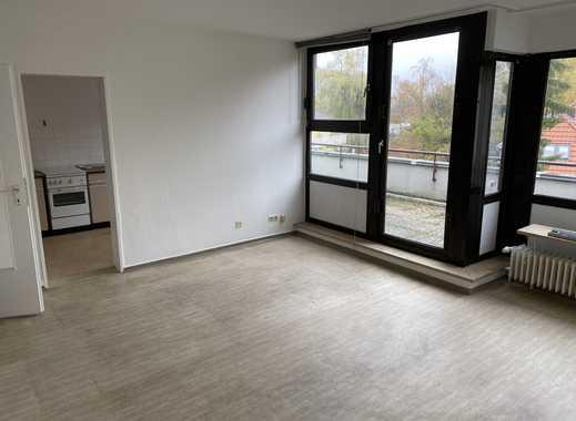 Ruhiges 1-Zi-Appartement mit Dachterrasse - befristet