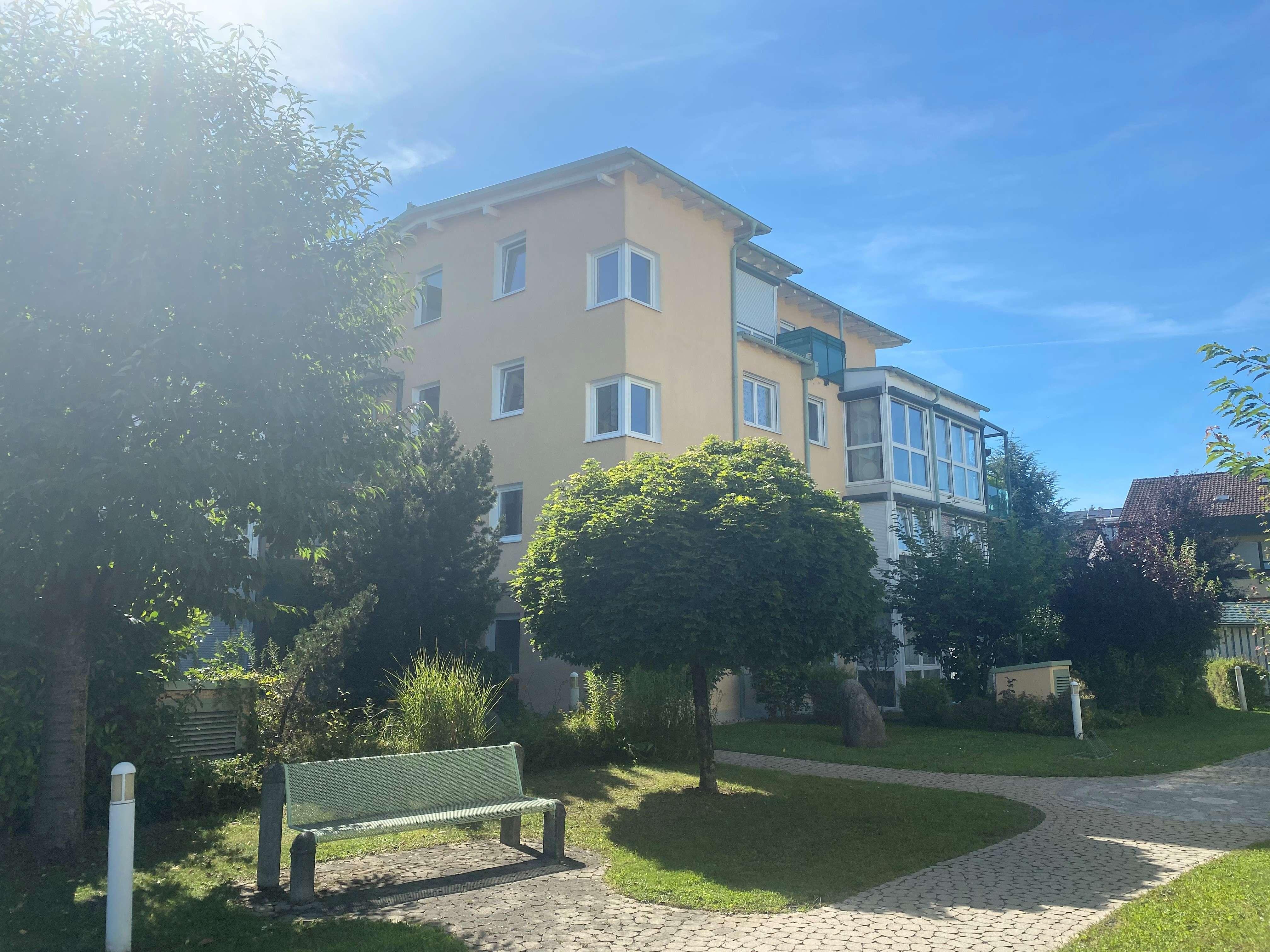 Top ausgestattete 3-Zimmer Wohnung in Deggendorf in