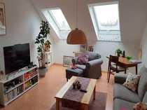 Neuwertige 2-Zimmer-Dachgeschosswohnung Bad Honnef Zentrum
