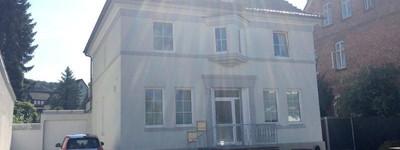 Erdgeschosswohnung mit Terasse