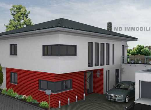 Moderne Stadtvilla in MG-Rheydt, Park Lage, inkl. Grundstück, Fußbodenheiz., schlüsselfertig