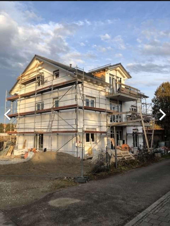 Hochwertige niedrigenergie Neubauwohnung mit Terrasse/ Garten: 3-Zimmer in zentraler Ruhelage in Kolbermoor