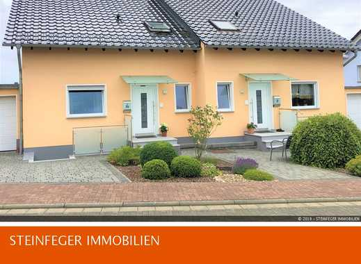 Echzell: Attraktive Doppelhaushälfte zu verkaufen, Haus Nr. 2 | Verkaufsstart ab sofort !