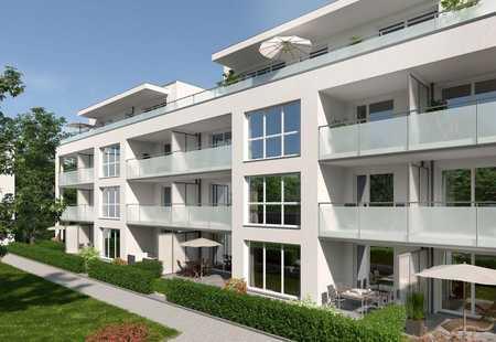 Exklusive 2-Zimmer-Wohnung mit Balkon in Moosburg an der Isar mit wunderschönem Ausblick in Moosburg an der Isar