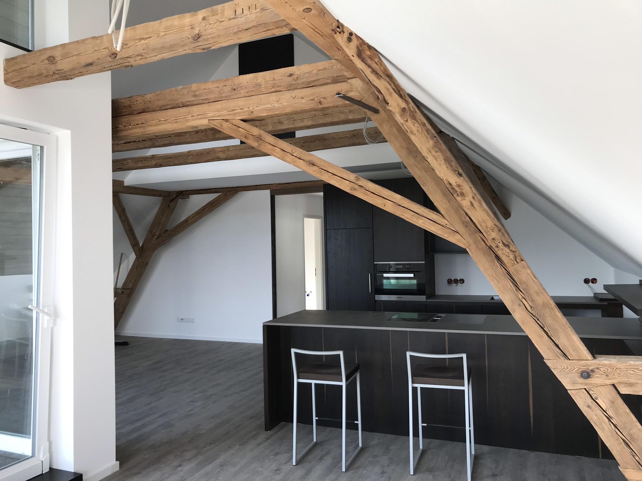 großzügige Loft-Wohnung in Reichertshausen (Au), Landkreis Freising