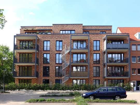 Zooviertel: Moderne 4-Zimmer Wohnung mit  Balkon, Leisewitzstraße 35