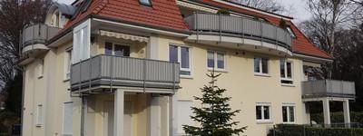 Seniorengerechte drei Zimmer Wohnung in ruhiger Stadtlage (ca. 1,5 km bis Stadtmitte)