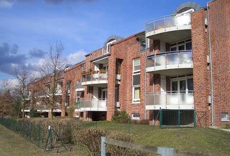 Schöne 2-Zimmer-Wohnung mit Balkon, Hinter dem Holze