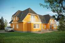 Neubau mit vier großzügigen 3-Zimmerwohnungen