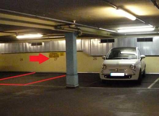 Tiefgaragenstellplatz für kleinen PKW oder Zweirad / FR-Nähe HBF u. Institutsviertel