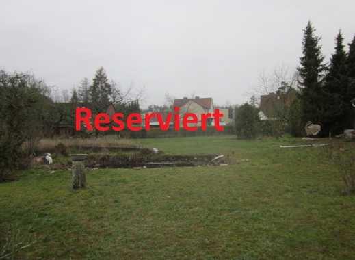 Benefeld - Baugrundstück in gewachsenen Wohngebiet  zu verkaufen