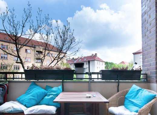 Schöne 2,5-Zimmer-Wohnung mit Balkon