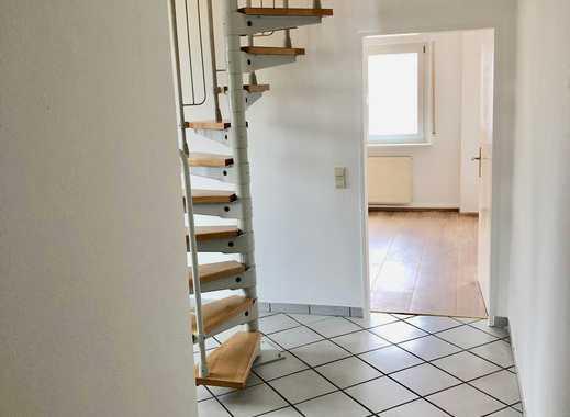 4 Zimmer Maisonette Wohnung in Hausen, ruhige Lage