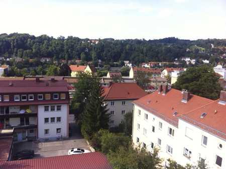 Sehr schöne, zentral gelegene und hochwertige Studentenwohnung!! in Haidenhof Nord (Passau)