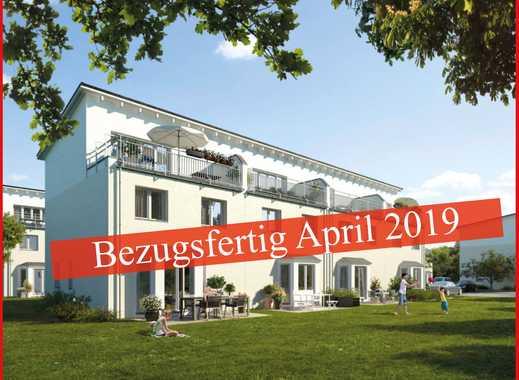 THEO Bezugsfertig April 2019 - Neubau Reihenhaus in Berlin Mahlsdorf - RH 22 Endhaus