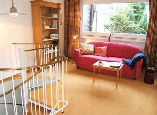 INTERLODGE Möblierte Maisonettewohnung mit Balkon und Garage,Nähe Baldeneysee, in Essen-Fischlaken