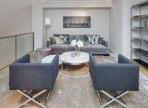 QVIII - ERSTBEZUG - THE PLACE TO BE  Möblierte Maisonette Wohnung