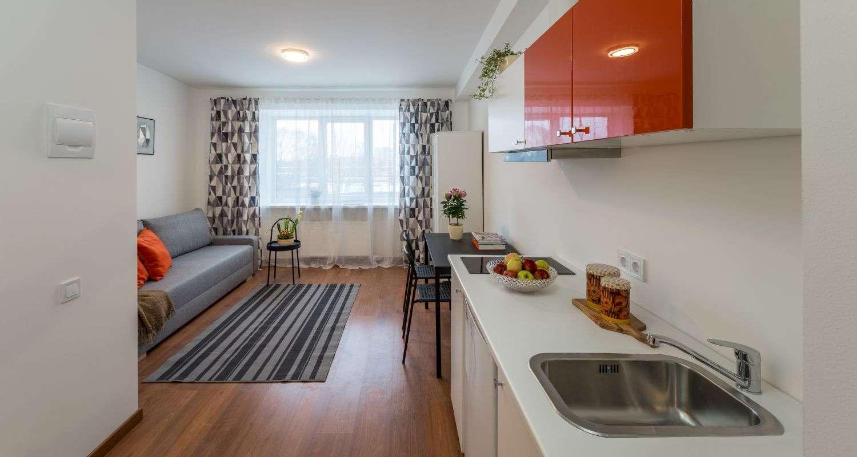 Erstbezug! Helle möblierte Apartments !!! Zentrale Lage im Münchner Osten !!!