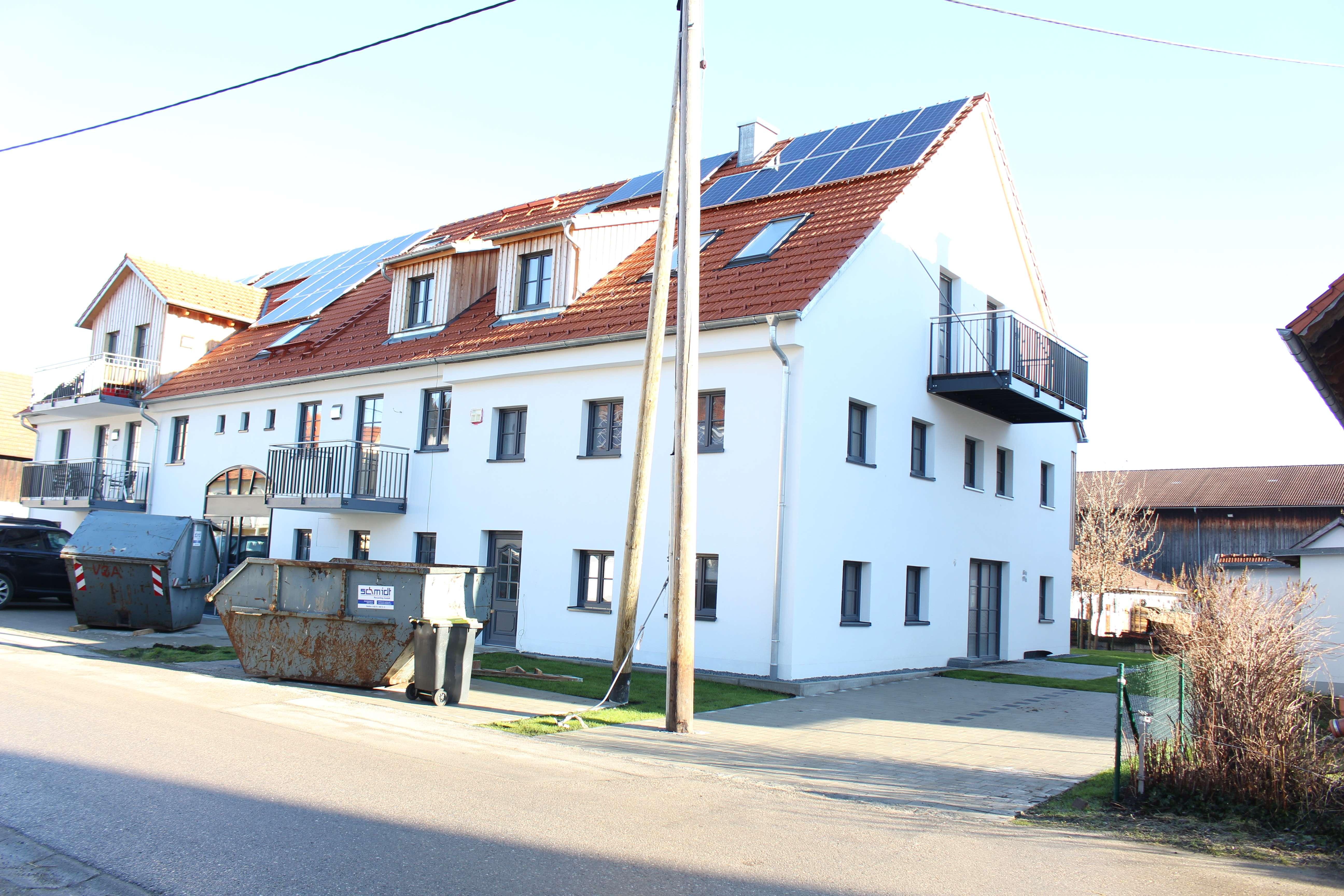 Erstbezug: exklusive 3-Zimmer-Dachgeschosswohnung mit Balkon in Penzing in