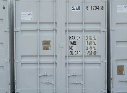 Lagercontainer Lagerbox Selfstorage Lager Garage ab 15 m2