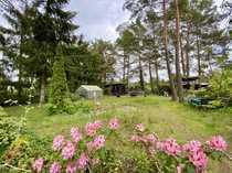 Wandlitz OT Basdorf Erschlossenes Grundstück