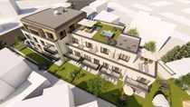 Projektierter Neubau Exklusive 2-Zimmer-Erdgeschosswohnung mit