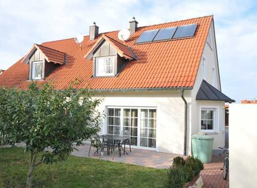 Familienfreundliches Wohnen in top gepflegter Doppelhaushälfte