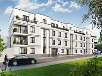 Neubau mit barrierearmen Komfortwohnungen in