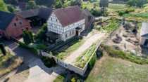 Einfamilien-Fachwerkhaus in Randlage von Lindstedt