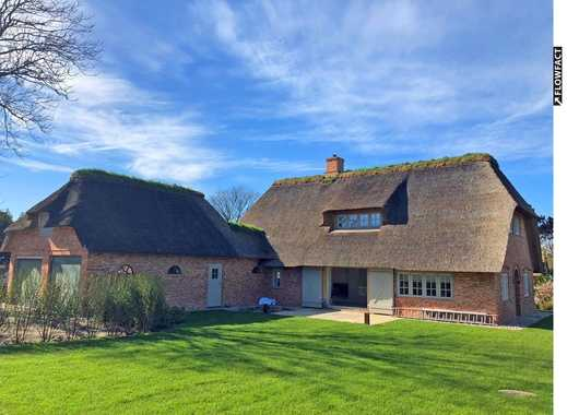 Sylt Reetdachhaus haus kaufen in sylt immobilienscout24