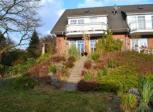Reserviert! Hochwertige Doppelhaushälfte mit Garage, Vollkeller und Südgarten in wunderschöner Lage!